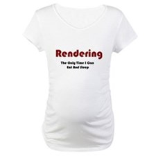 Rendering Lifestyle Shirt