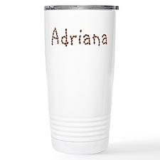 Adriana Coffee Beans Travel Mug