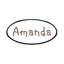 Amanda Coffee Beans Patch
