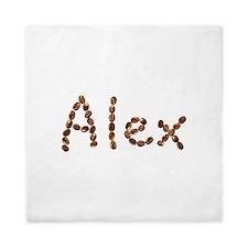 Alex Coffee Beans Queen Duvet