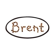 Brent Coffee Beans Patch