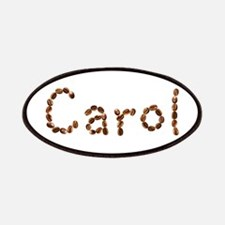 Carol Coffee Beans Patch