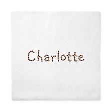 Charlotte Coffee Beans Queen Duvet