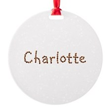 Charlotte Coffee Beans Ornament