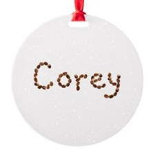 Corey Coffee Beans Ornament