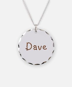 Dave Coffee Beans Necklace