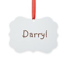 Darryl Coffee Beans Ornament