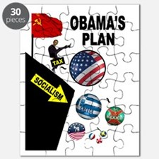 FISCAL CLIFF Puzzle