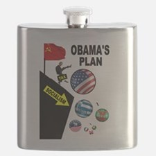 FISCAL CLIFF Flask