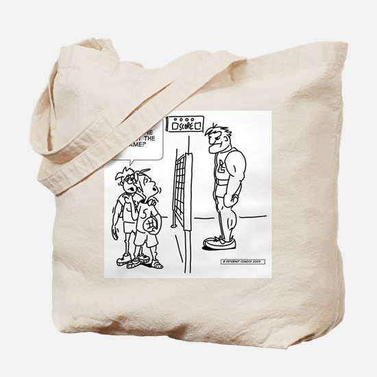 Cute Sports psychology Tote Bag