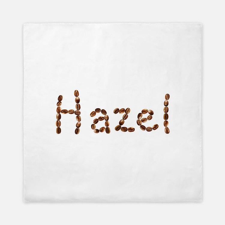 Hazel Coffee Beans Queen Duvet