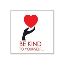 Just BeKind... Rectangle Sticker