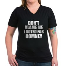 I voted Romney Shirt