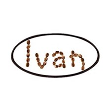 Ivan Coffee Beans Patch