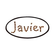 Javier Coffee Beans Patch