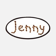 Jenny Coffee Beans Patch