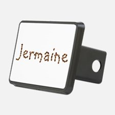 Jermaine Coffee Beans Hitch Cover