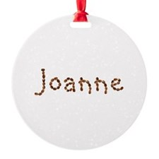Joanne Coffee Beans Ornament