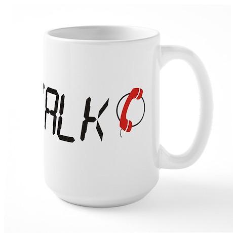TechTalk Large Mug