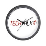 TechTalk Wall Clock