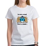 In Every Crowd Penguin Women's T-Shirt