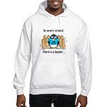 In Every Crowd Penguin Hooded Sweatshirt