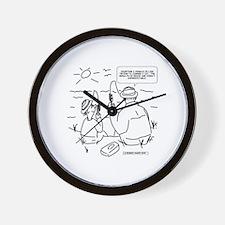 Unique Cats father Wall Clock