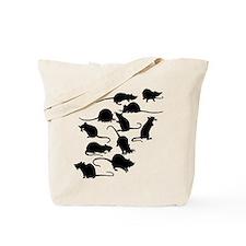 Lots Of Rats Tote Bag