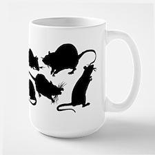Lots Of Rats Mug