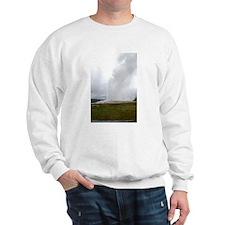 Old Faithful Yellowstone National Park Sweatshirt