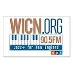 WICN_NPR Sticker