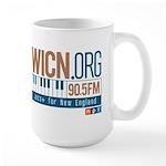 Large WICN Coffee Mug