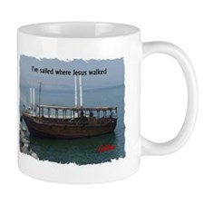I've Sailed Where Jesus Walked Mug