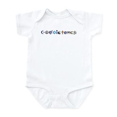 Coexistence Infant Bodysuit