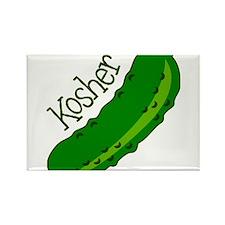 Kosher Rectangle Magnet