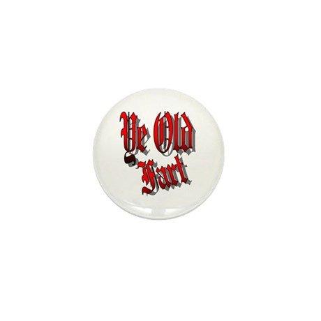 Ye Old Fart Mini Button (100 pack)