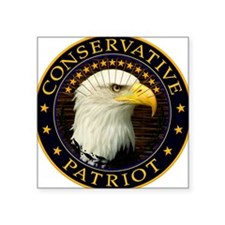 Right Wing Conservative Sticker
