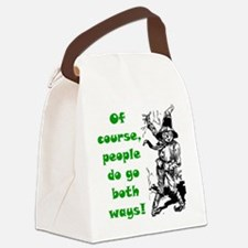 scar3.png Canvas Lunch Bag