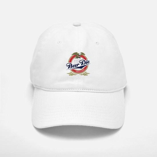 Beer Die Baseball Baseball Cap