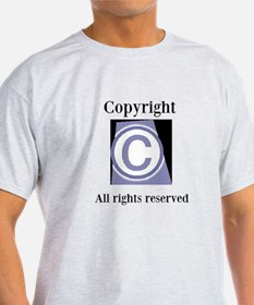 Copyright Law Day T-Shirt