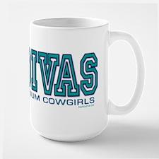 """COWDIVAS"" Large Mug"