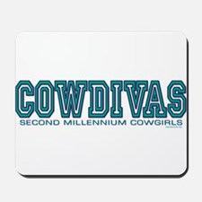 """COWDIVAS"" Mousepad"