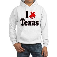 I (rodeo) Texas.png Hoodie