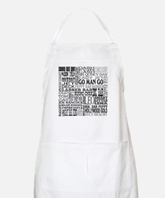 """FOUNDATION NAMES"" Apron"