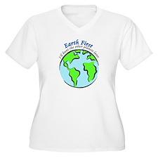 Earth First.jpg T-Shirt