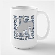 FCBC Metal Cowboy.png Large Mug