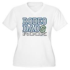 """Rodeo Dad$ Rock"" T-Shirt"