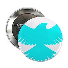 "Robin Superhero Parody Blue Bird 2.25"" Button"