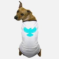 Robin Superhero Parody Blue Bird Dog T-Shirt