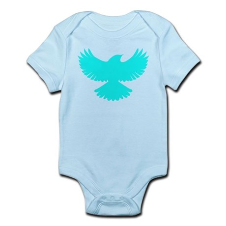 Robin Sidekick Superhero Bird Infant Bodysuit